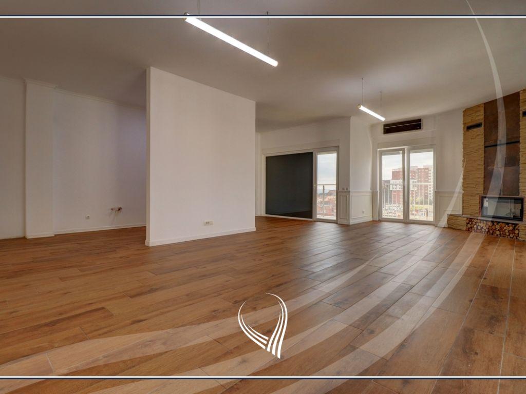 Penthouse - Zyre me 4 dhoma pune me qira në lagjen Mati 1 – Rruga B