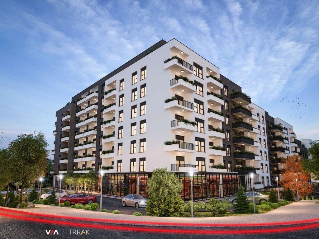 2 bedroom apartment for sale in Arbëria-Dragodan neighborhood